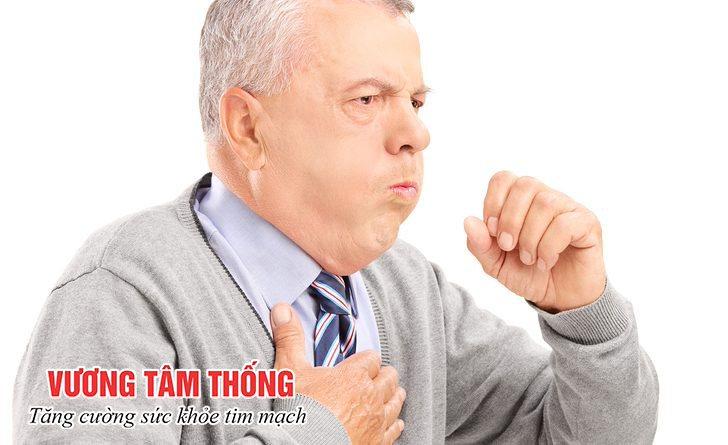 Ho, khó thở là dấu hiệu của suy tim toàn bộ